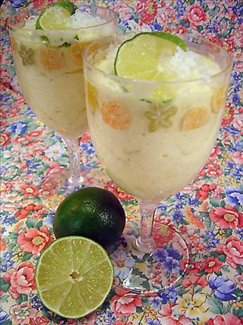 Caribbean Lime Mousse