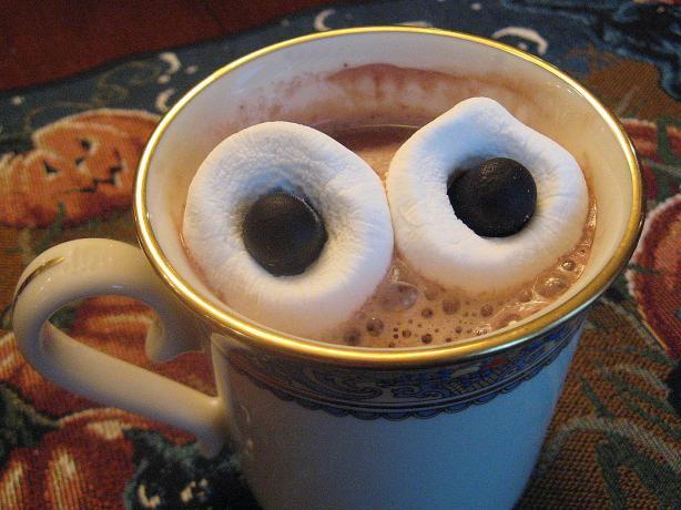 Hot Cocoa With Floating Eyeballs