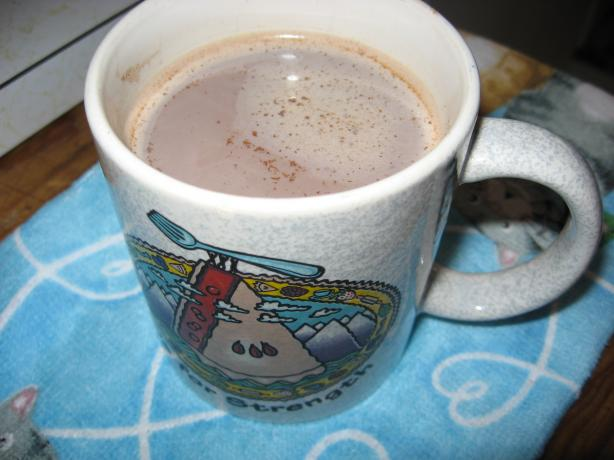 Easy Hot Cocoa (Microwave)