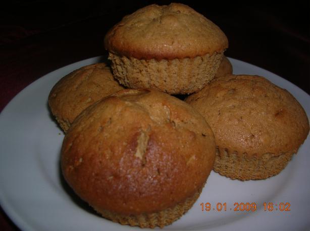 Intense Peanut Butter Cupcakes