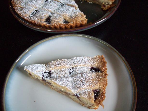 Linzer Schnitten (Linzer Cake)
