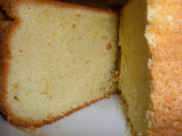 Fluffy Sponge Cake