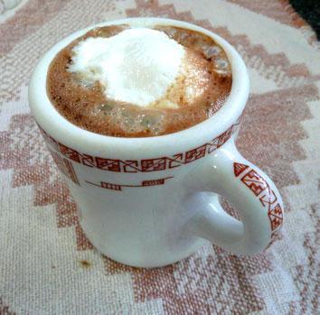 Instant Mocha Coffee