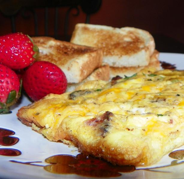 Savory Egg and Potato Frittata