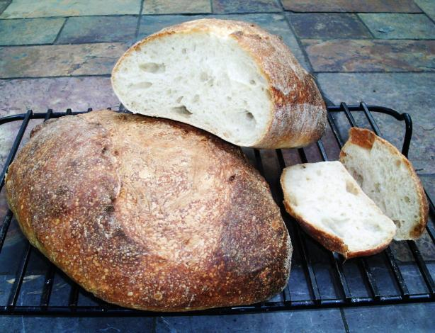 Basic Sourdough Bread - 1, 2, 3 Method