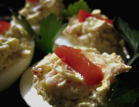 Deliciously Devilish Eggs