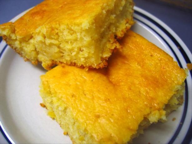 Cornbread With Corn Casserole
