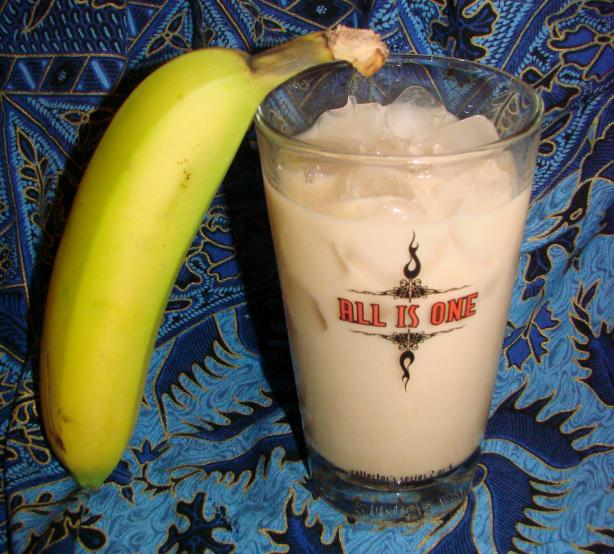 Bananas Foster Cocktail