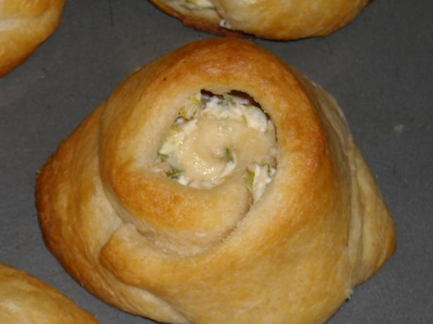 Jalapeño-Chicken Crescent Pinwheels
