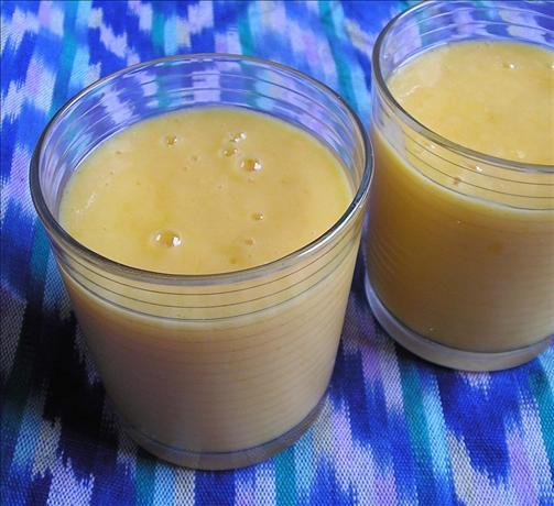 Mango Orange Smoothie