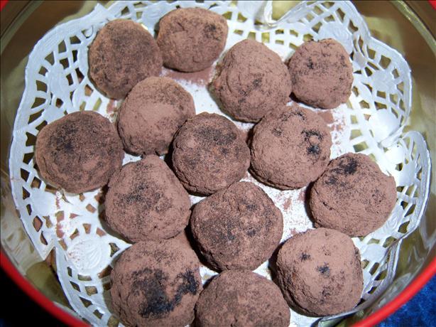 Oreo Cherry Truffles