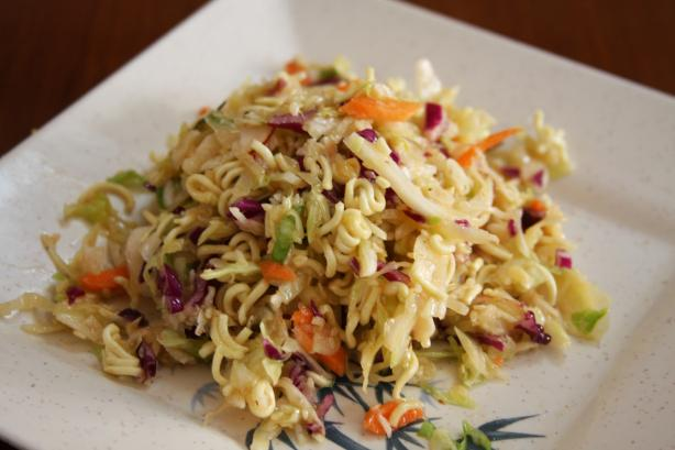 Charmie's Chinese Coleslaw