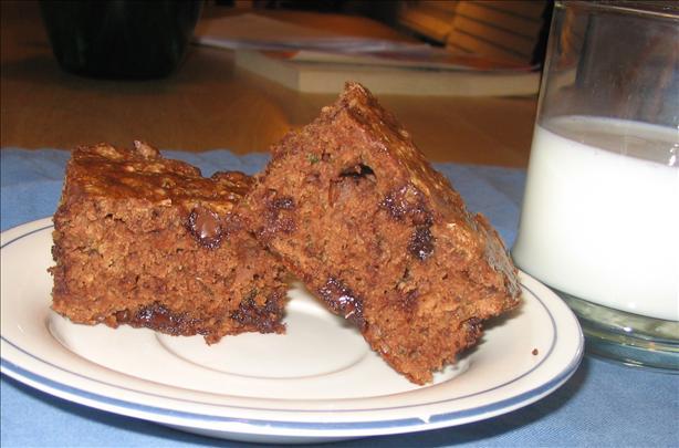 Zucchini Brownies #2