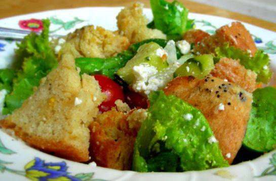 Panzanella Salad (From Nordstrom's Entertaining at Home)