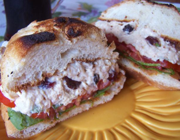 Cranberry Tuna Salad
