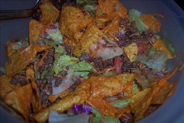 Paula Deen's Taco Salad