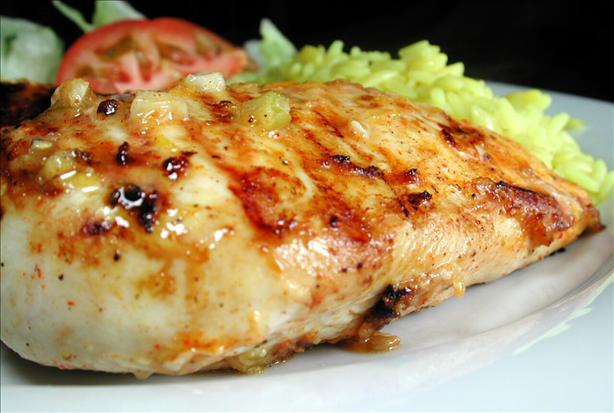 Tequila Lime Chicken Breasts