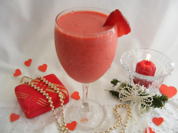 Dangerously Red Smoothie