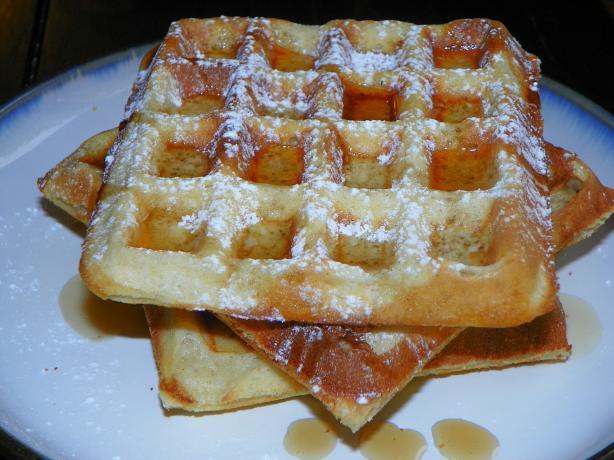 Jan's Belgian Waffles