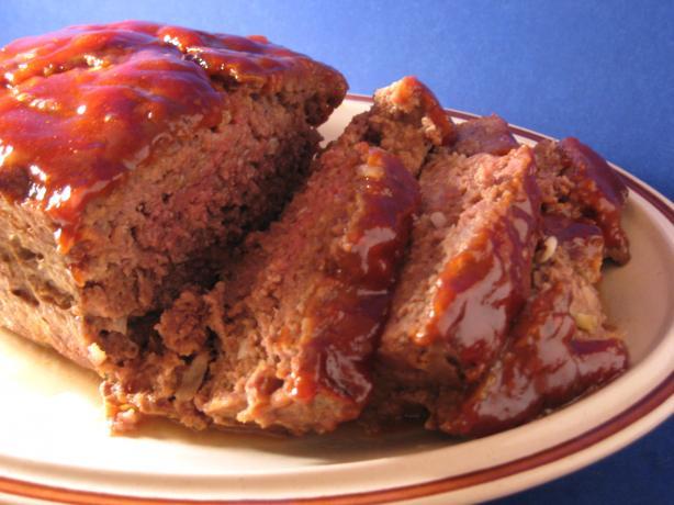 Bev's Famous Meatloaf