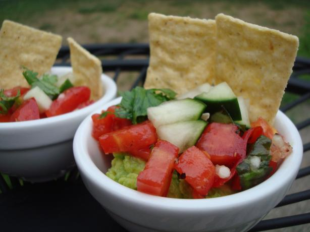 Mexican-Style Dip