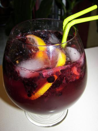 Blackberry Soft Drink -Non Alcoholic