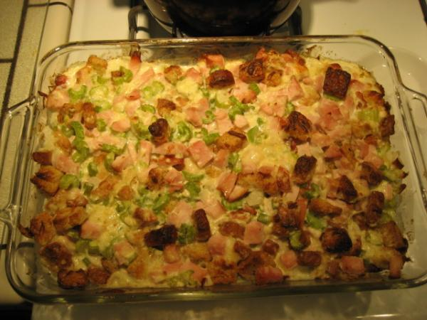 Awesome Turkey Casserole