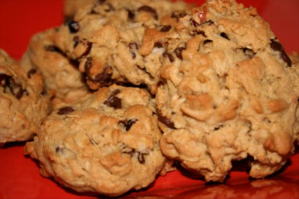 The Barrington Inn's Oatmeal Chocolate Chip Cookies