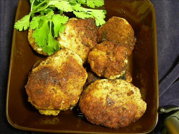 Mini-Chicken Burgers With Herbs