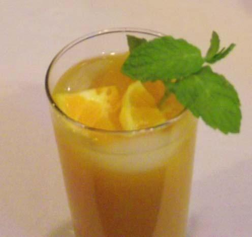 Citrus-Mint Tea