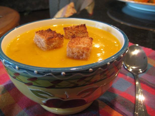 Turnip Cream Soup