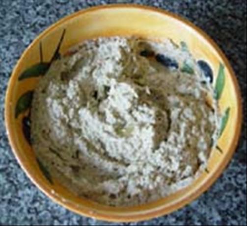 Baba Ghannouj (Smoked Eggplant (Aubergine) Puree)