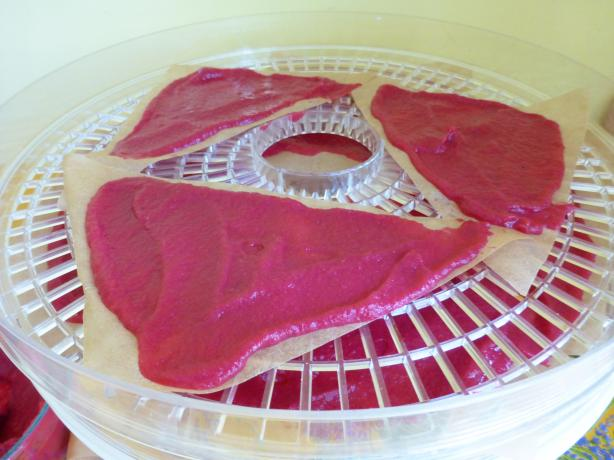 BEET Leather Chips