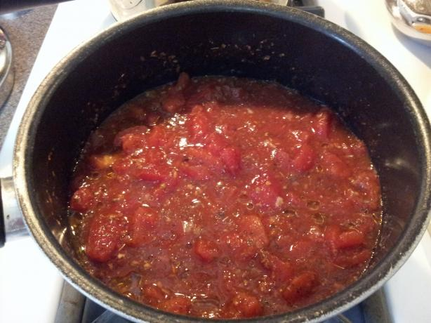 10 Minute Tomato Sauce from America's Test Kitchen