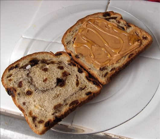 PB & H (Ultimate Quickie Sandwich)
