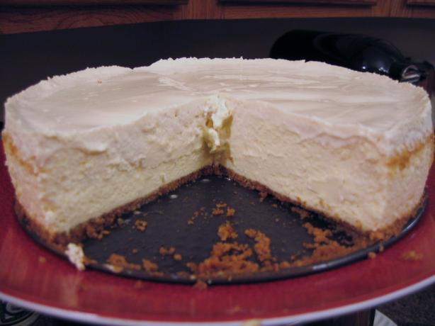 Lite Almond Cheesecake (Lower Carb)