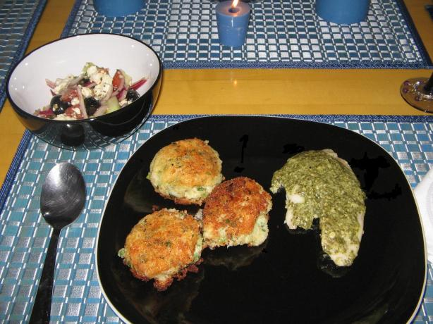 Patatokeftedes (Potato Croquettes)