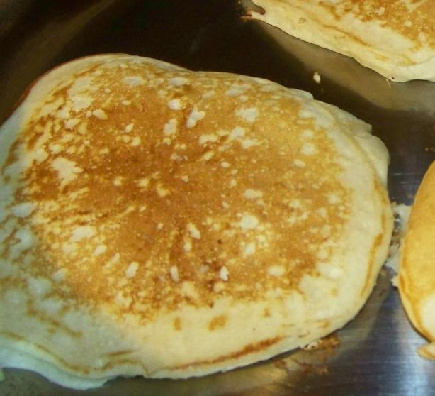 Sweet Milk Pancakes