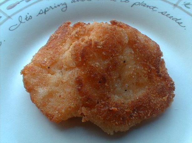 Potato Cheese Croquettes
