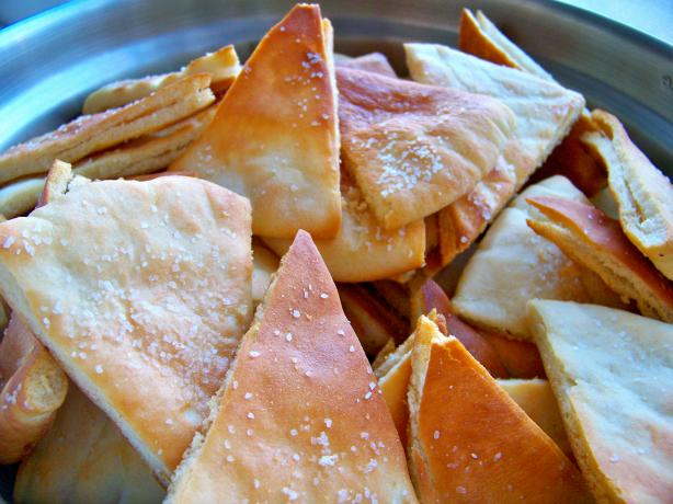 Fresh Baked Pita Chips