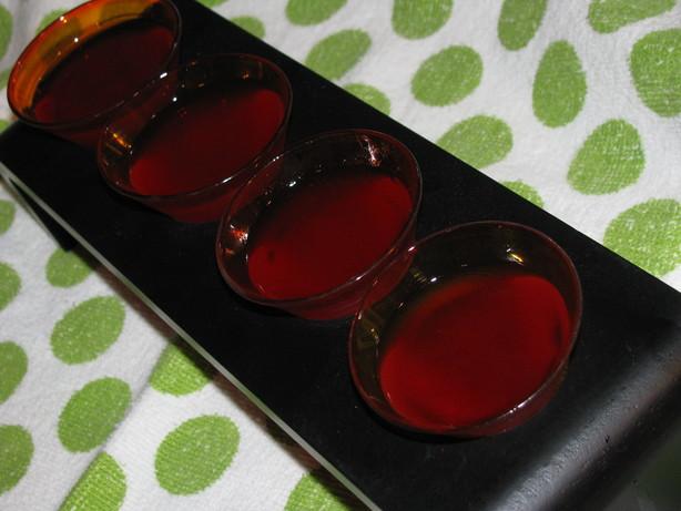 Cherry Cheesecake Shot