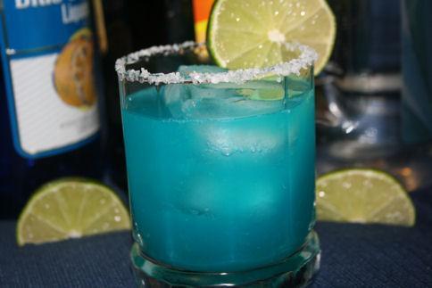 Frozen Bluethongarita