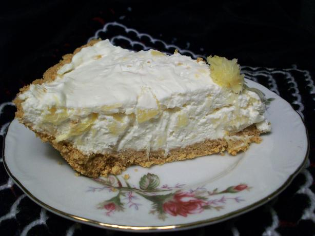 No Bake Diabetic Pineapple Cheesecake