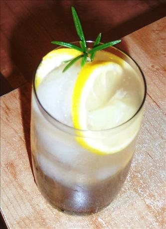 Spiced Lemon and Lime Ade