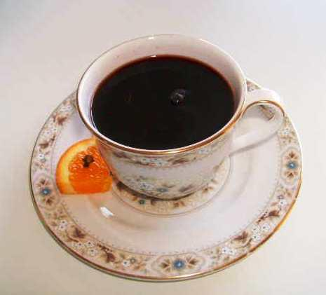 Dawn's Mulled Wine