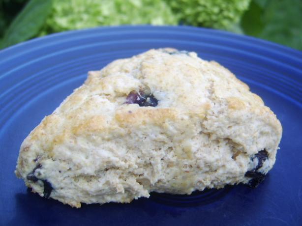 Blueberry Breakfast Scones