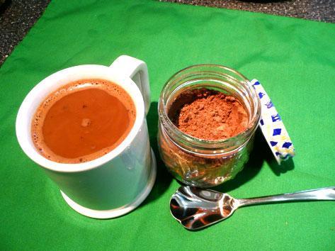 Mocha Coffee Creamer
