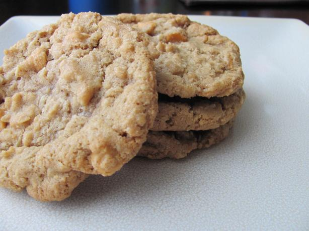 Hop-Butterscotch Cookies