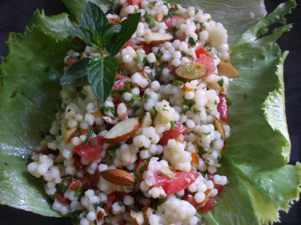 Almond Tabbouli Salad