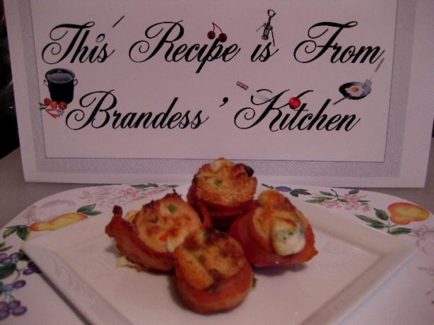 D's Elegant Bacon Bites (Oamc)